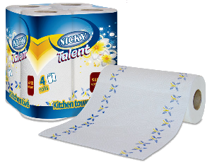 Kitchen Rolls and Wet Wipes